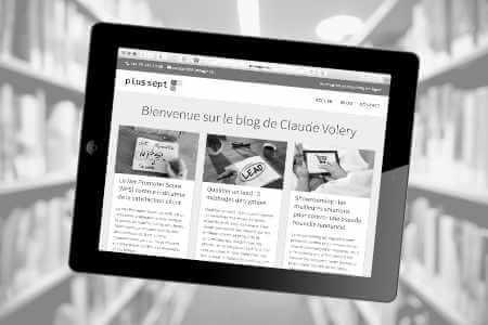 Passion Vente, le blog personnel de Claude Volery, est le numéro 1 de la vente et du management commercial en Suisse.
