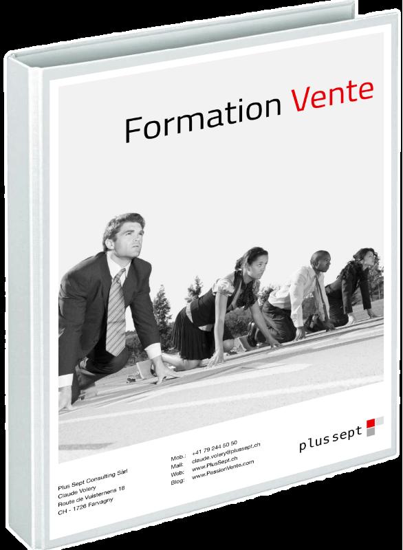 Classeur Formation Vente Plus Sept