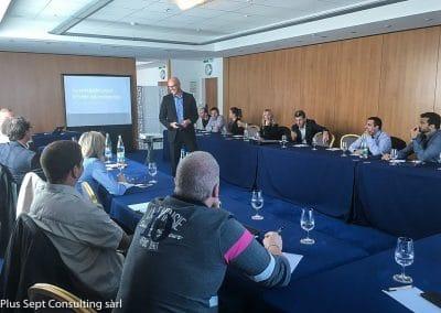 Conférence sur la Performance Commerciale au Club de Réseautage Romand (CRR)